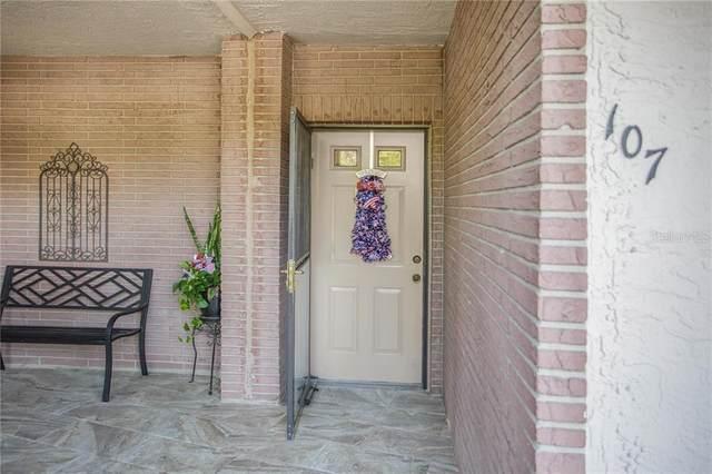 8199 Terrace Garden Drive N #107, St Petersburg, FL 33709 (MLS #U8085496) :: Keller Williams Realty Peace River Partners