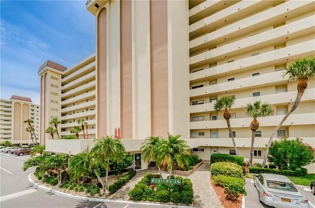4725 Cove Circle #304, St Petersburg, FL 33708 (MLS #U8087561) :: Team Buky