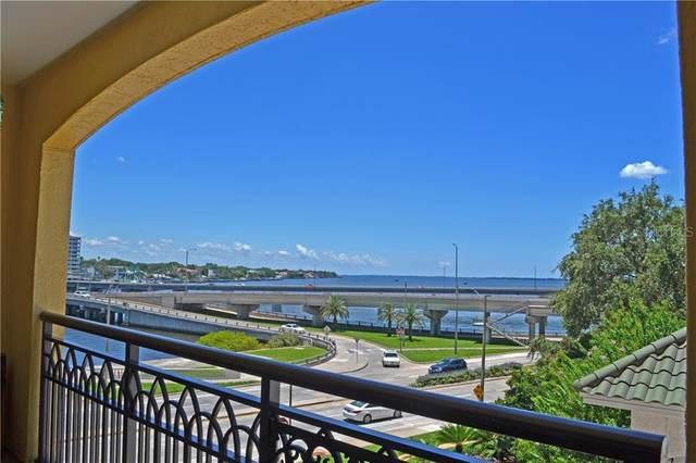 345 Bayshore Boulevard #313, Tampa, FL 33606 (MLS #U8088434) :: Keller Williams on the Water/Sarasota