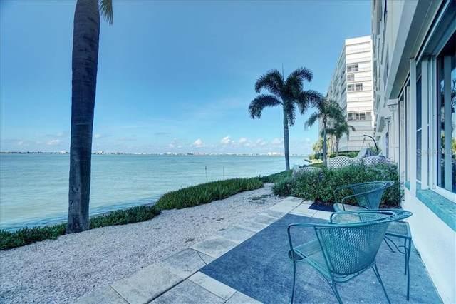 6020 Shore Boulevard S #107, Gulfport, FL 33707 (MLS #U8088570) :: Burwell Real Estate