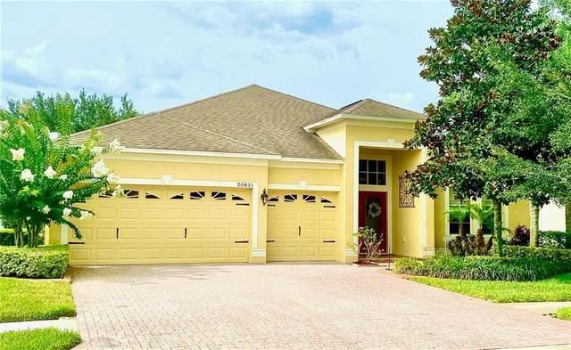 20831 Siena Lake Road, Land O Lakes, FL 34638 (MLS #U8089079) :: Rabell Realty Group