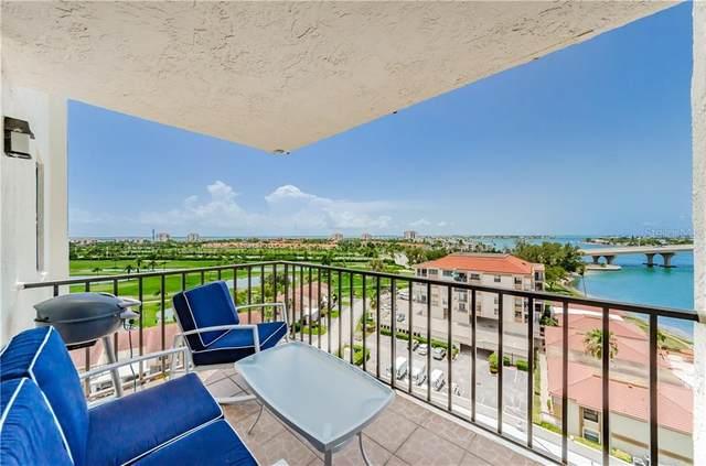 6265 Sun Boulevard #1005, St Petersburg, FL 33715 (MLS #U8089403) :: Premium Properties Real Estate Services