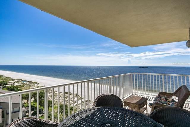20000 Gulf Boulevard #901, Indian Shores, FL 33785 (MLS #U8089922) :: Icon Premium Realty