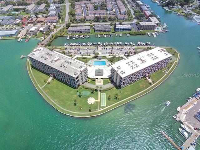 1 Key Capri 310E, Treasure Island, FL 33706 (MLS #U8090111) :: Lockhart & Walseth Team, Realtors