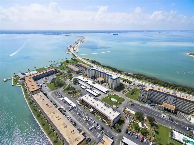 1 Gateshead Drive #107, Dunedin, FL 34698 (MLS #U8090145) :: Premium Properties Real Estate Services