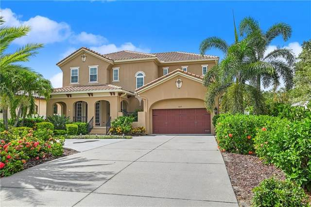 1079 Snell Isle Boulevard NE, St Petersburg, FL 33704 (MLS #U8090151) :: Bridge Realty Group