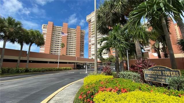 17900 Gulf Boulevard 11C, Redington Shores, FL 33708 (MLS #U8090462) :: Homepride Realty Services