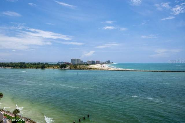 440 S Gulfview Boulevard #1105, Clearwater, FL 33767 (MLS #U8090718) :: Your Florida House Team
