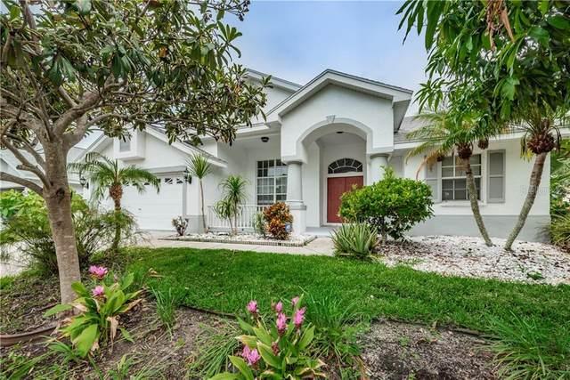 1037 Captains Way, Tarpon Springs, FL 34689 (MLS #U8090843) :: Team Bohannon Keller Williams, Tampa Properties