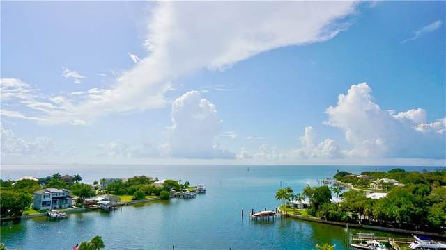 1325 Snell Isle Boulevard NE #810, St Petersburg, FL 33704 (MLS #U8091034) :: Alpha Equity Team