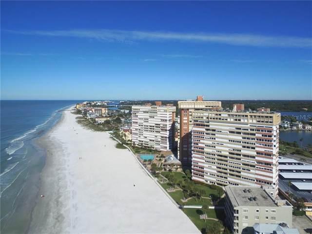17920 Gulf Boulevard #402, Redington Shores, FL 33708 (MLS #U8092190) :: GO Realty
