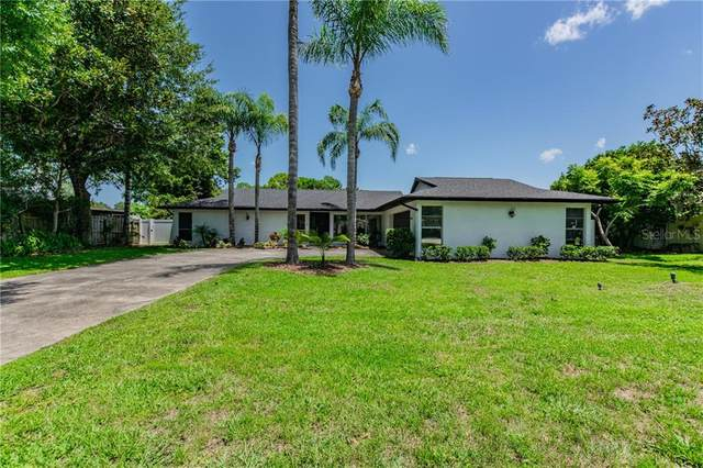 3056 Lake Padgett Drive, Land O Lakes, FL 34639 (MLS #U8092445) :: GO Realty