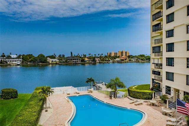 750 Island Way #402, Clearwater Beach, FL 33767 (MLS #U8092943) :: Alpha Equity Team