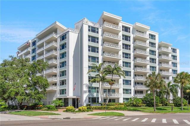 700 Beach Drive NE #405, St Petersburg, FL 33701 (MLS #U8093073) :: Griffin Group