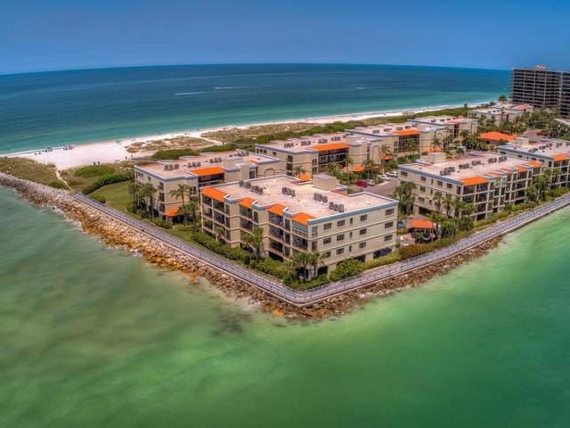 7435 Bayshore Drive #406, Treasure Island, FL 33706 (MLS #U8093461) :: Griffin Group