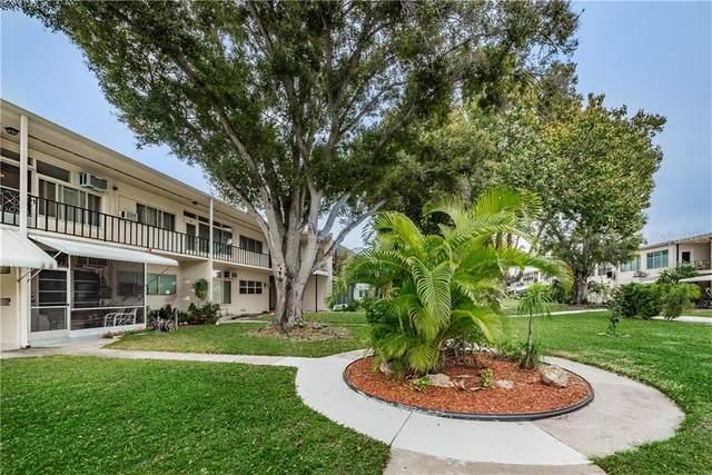 4001 58TH Street N 23C, Kenneth City, FL 33709 (MLS #U8094670) :: Gate Arty & the Group - Keller Williams Realty Smart