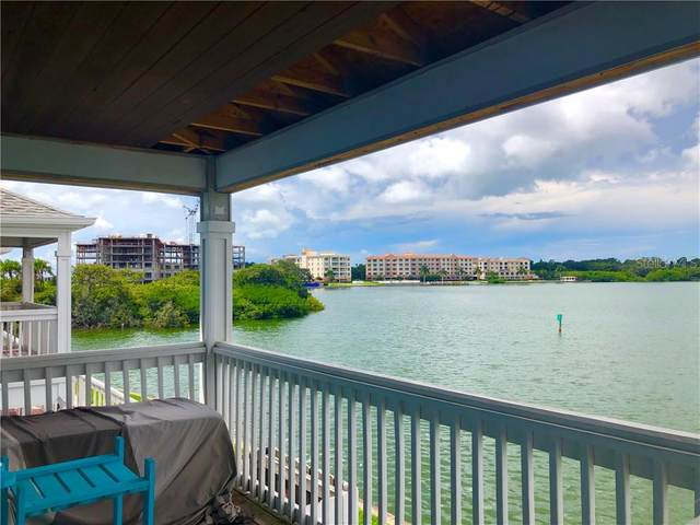 5271 Beach Drive SE C, St Petersburg, FL 33705 (MLS #U8094827) :: Team Buky