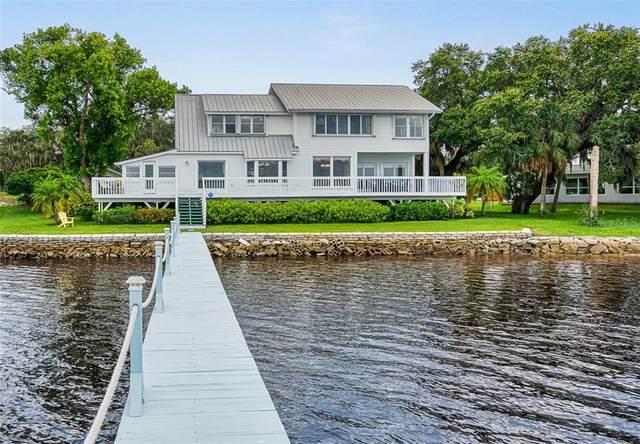 909 Bayshore Drive, Tarpon Springs, FL 34689 (MLS #U8095184) :: The Robertson Real Estate Group