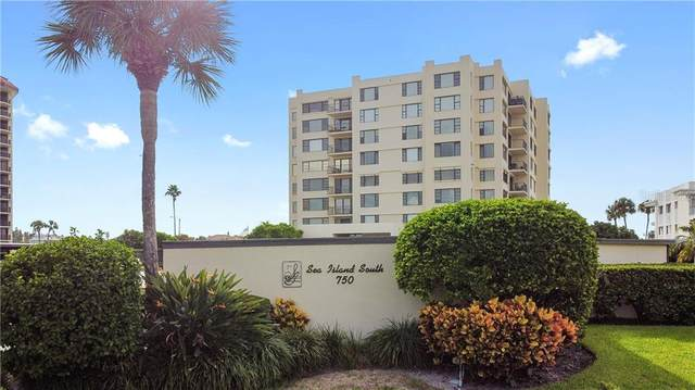 750 Island Way #301, Clearwater, FL 33767 (MLS #U8095621) :: Alpha Equity Team