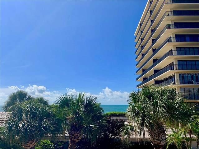 7600 Bayshore Drive #205, Treasure Island, FL 33706 (MLS #U8097045) :: Lockhart & Walseth Team, Realtors