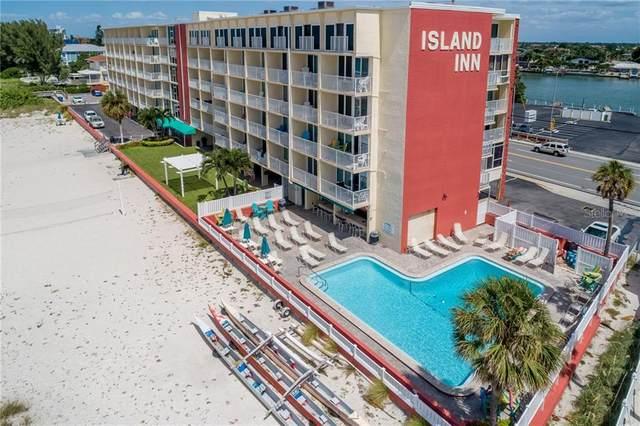 9980 Gulf Boulevard #601, Treasure Island, FL 33706 (MLS #U8097859) :: Heckler Realty