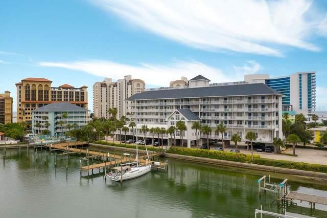 445 Hamden Drive #200, Clearwater, FL 33767 (MLS #U8097976) :: Team Pepka