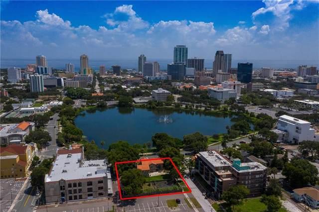Mirror Lake Drive N, St Petersburg, FL 33701 (MLS #U8098674) :: Lockhart & Walseth Team, Realtors
