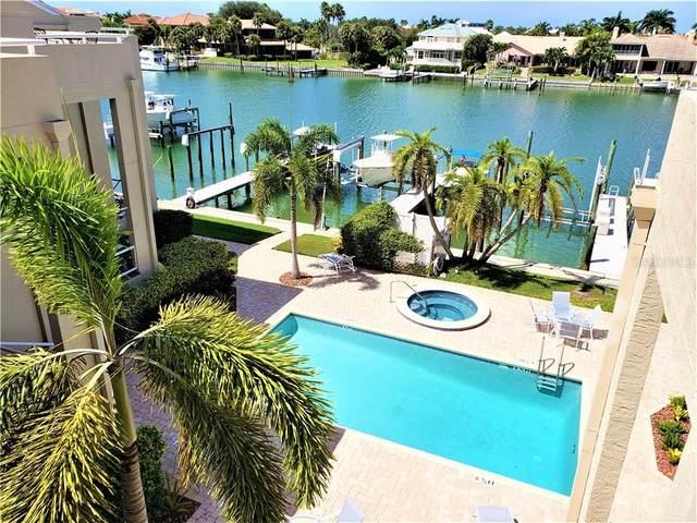 722 Pinellas Bayway S #109, Tierra Verde, FL 33715 (MLS #U8099251) :: Heckler Realty