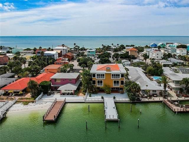7953 Bayshore Drive, Treasure Island, FL 33706 (MLS #U8099393) :: RE/MAX Local Expert