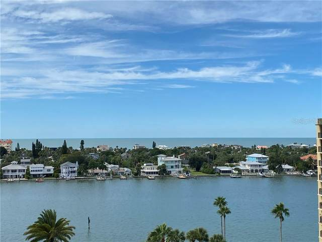 690 Island Way #1007, Clearwater Beach, FL 33767 (MLS #U8099440) :: Team Borham at Keller Williams Realty