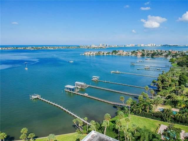 100 Bluff View Drive 604A, Belleair Bluffs, FL 33770 (MLS #U8100413) :: The Light Team