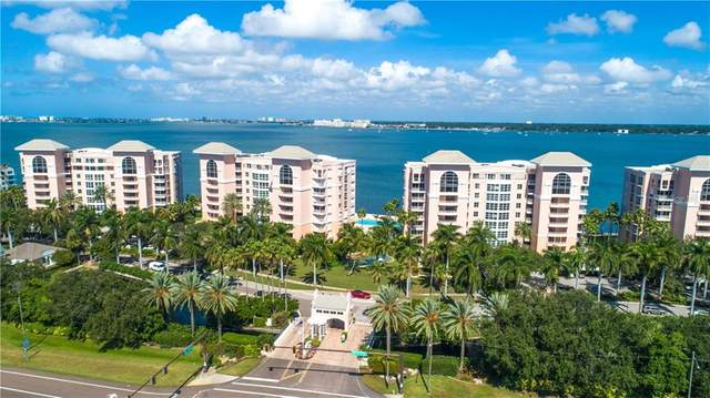 4971 Bacopa Lane S #501, St Petersburg, FL 33715 (MLS #U8100548) :: Keller Williams on the Water/Sarasota