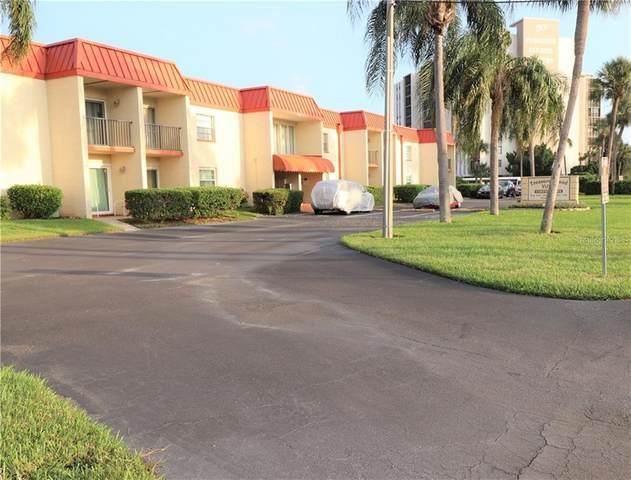 10385 Paradise Boulevard #32, Treasure Island, FL 33706 (MLS #U8100831) :: The Light Team