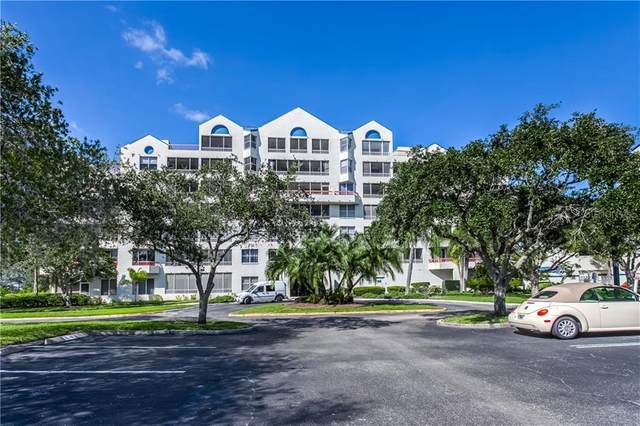 2333 Feather Sound Drive A301, Clearwater, FL 33762 (MLS #U8101226) :: Team Buky