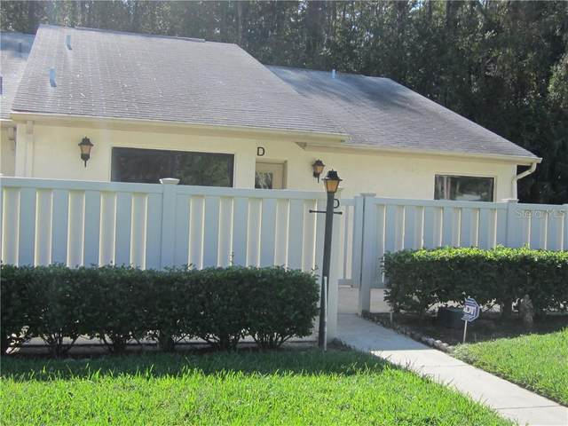 1300 Shady Pine Way D, Tarpon Springs, FL 34688 (MLS #U8101788) :: Your Florida House Team