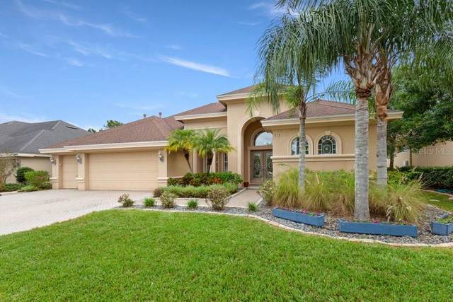 713 Winslow Park Boulevard, Tarpon Springs, FL 34688 (MLS #U8101839) :: Griffin Group