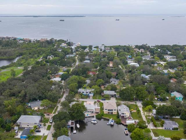 607 Broadus Street, Crystal Beach, FL 34681 (MLS #U8102215) :: Alpha Equity Team