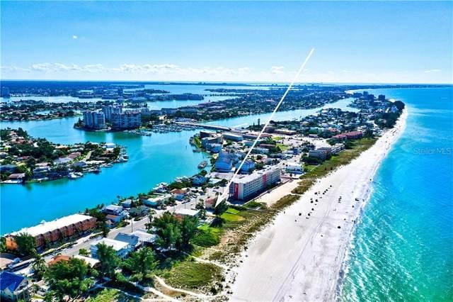 10024 Gulf Boulevard, Treasure Island, FL 33706 (MLS #U8102317) :: EXIT King Realty