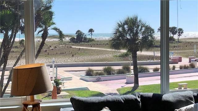 11730 Gulf Boulevard #27, Treasure Island, FL 33706 (MLS #U8102498) :: Dalton Wade Real Estate Group