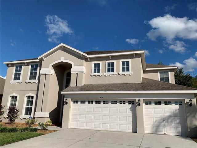 3624 Duke Firth Street, Land O Lakes, FL 34638 (MLS #U8102542) :: Griffin Group