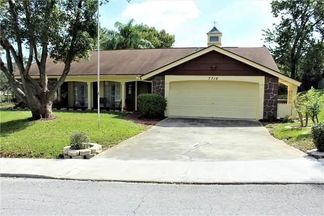 7716 Bayleaf Drive, Hudson, FL 34667 (MLS #U8102556) :: Carmena and Associates Realty Group
