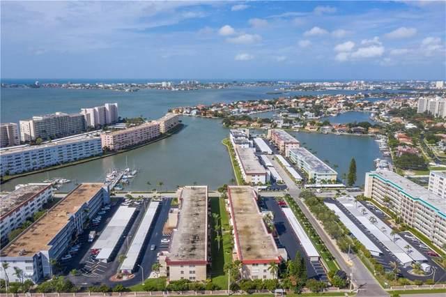 3010 59TH Street S #202, Gulfport, FL 33707 (MLS #U8102634) :: Keller Williams on the Water/Sarasota