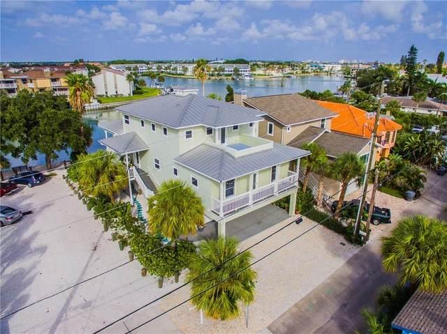 12316 Lagoon Lane, Treasure Island, FL 33706 (MLS #U8102764) :: Premium Properties Real Estate Services