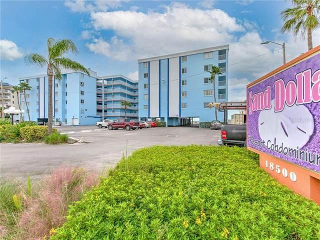 18500 Gulf Boulevard #504, Indian Shores, FL 33785 (MLS #U8103727) :: Lockhart & Walseth Team, Realtors