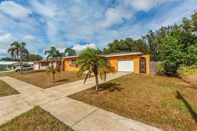1406 Tiara Lane, Tarpon Springs, FL 34689 (MLS #U8104168) :: Pepine Realty