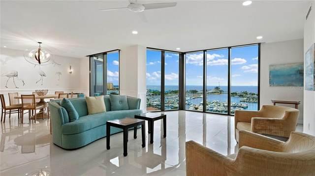 1 Beach Drive SE 1004 & 1003, St Petersburg, FL 33701 (MLS #U8105066) :: Dalton Wade Real Estate Group