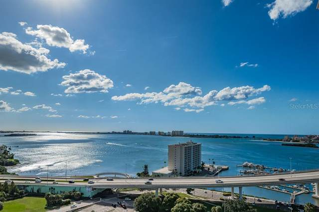 331 Cleveland Street #1701, Clearwater, FL 33755 (MLS #U8105071) :: Dalton Wade Real Estate Group