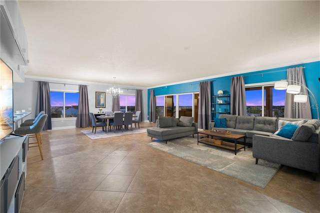 11525 Gulf Boulevard #500, Treasure Island, FL 33706 (MLS #U8105164) :: SMART Luxury Group