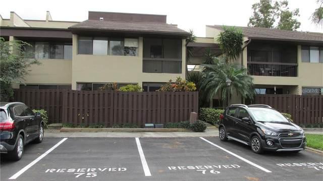 750 N Village Drive N #205, St Petersburg, FL 33716 (MLS #U8105522) :: Frankenstein Home Team