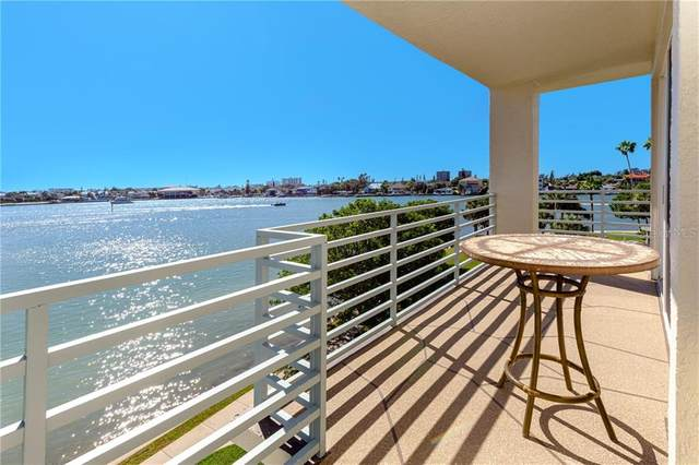 7912 Sailboat Key Boulevard S #308, South Pasadena, FL 33707 (MLS #U8105615) :: Pristine Properties